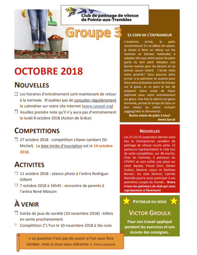 Journal octobre 2018_groupe 3